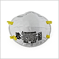 3M™ 8210 - Disposable N95 Particular Respirator
