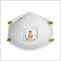 3M 8511 - Disposable N95 Particular Respirator