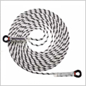 CAMP 2510-2550 - Lithium 10.5 mm (Semi-Static) Rope With Loops