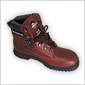 Heavy Unit S-602 - Iron Steel Safety Shoes